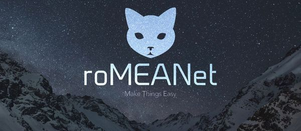 roMEANet : Stack MEAN